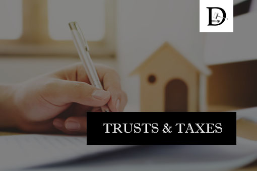 The Truth About Trusts & Taxes
